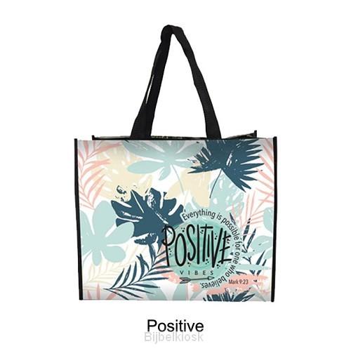 Tote Bag Positive