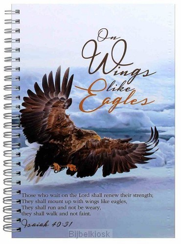 Wire O Hard Journal On Wings