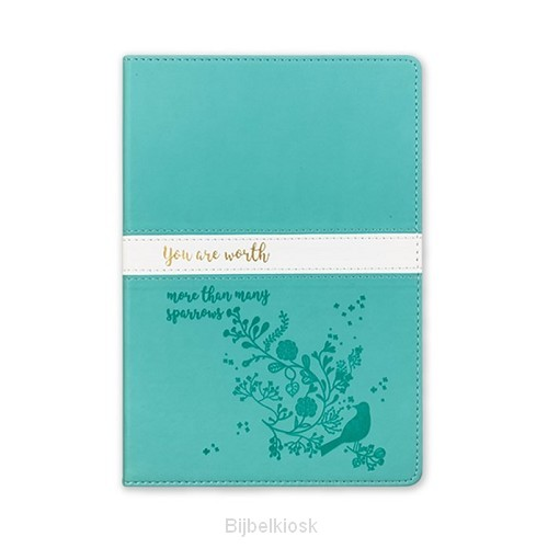 Lux Leather Journal You are worth