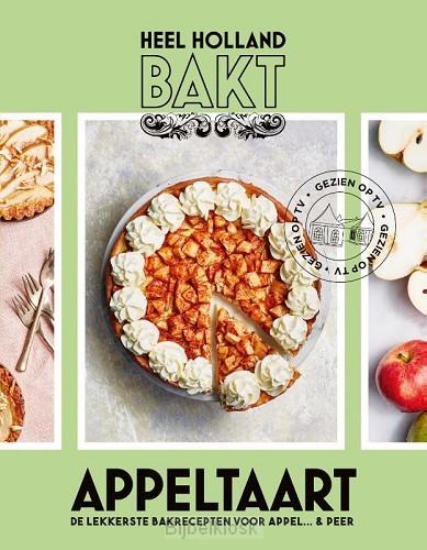 Heel holland bakt appeltaart