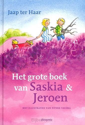 Grote boek van Saskia en Jeroen