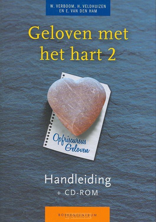 Geloven met het hart 2 handl + cd-rom