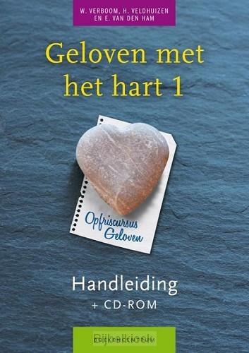 Geloven met het hart 1 handl + cd-rom