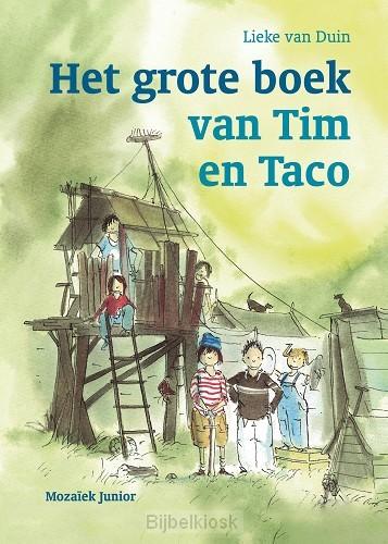 Grote boek van tim en taco