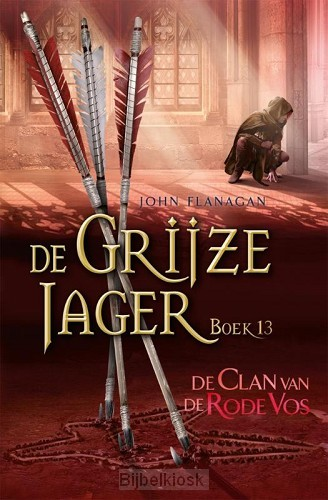 Grijze jager 13 Clan van de rode vos GEB