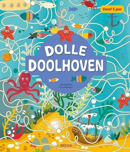 Dolle doolhoven (5+)