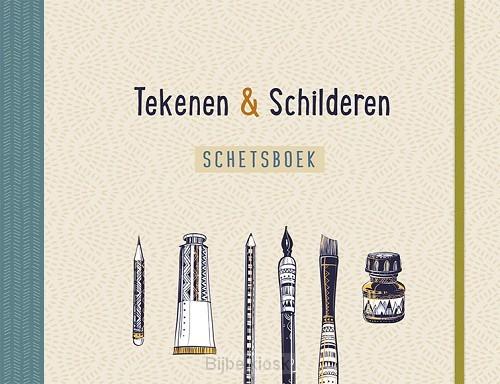 Schetsboek - Tekenen & schilderen