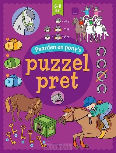 Paarden en pony's / 6-8 jaar