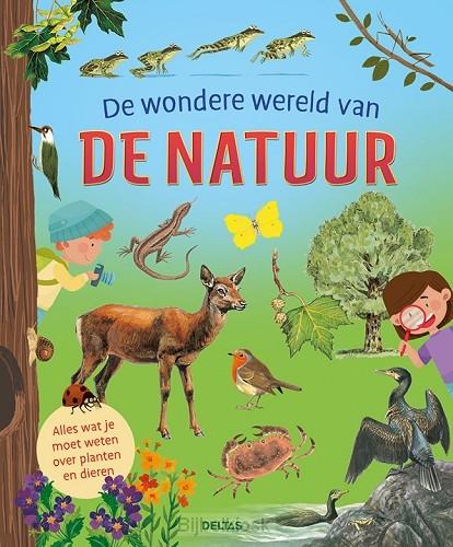 Wondere wereld van de natuur