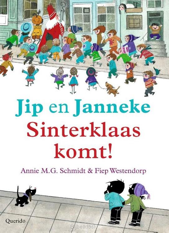 Jip en Janneke Sinterklaas komt!