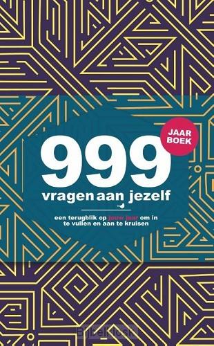 999 vragen aan jezelf jaarboek