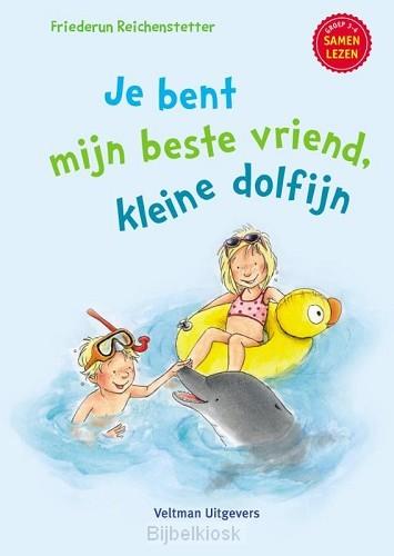 Jij bent mijn beste vriend kleine dolfi