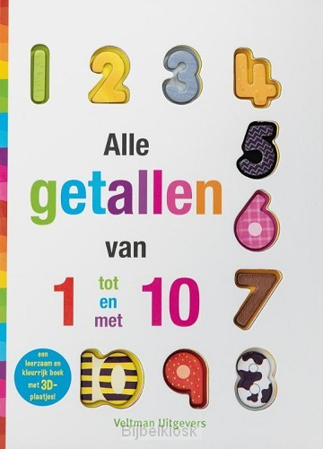 Alle getallen van 1 tot en met 10
