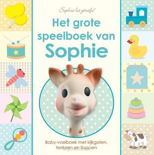 Grote speelboek van sophie