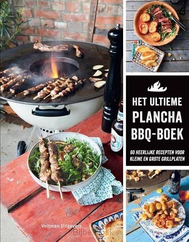 Ultieme Plancha BBQ boek