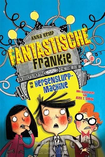 Fantastische Frankie en de hersenslurpma