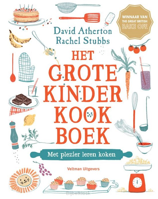 Grote kinderkookboek