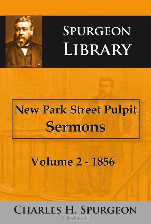 New Park Street Pulpit Sermons Volume 2