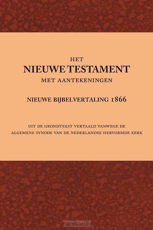 Het Nieuwe Testament met aantekeningen n