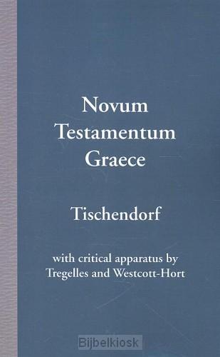 Novum Testamentum Graece Tischendorf