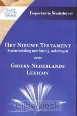 Het Nieuwe Testament met Strong-codering