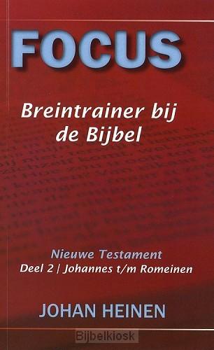 Focus breintrainer bij de bijbel NT deel