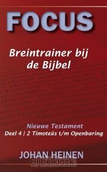 Focus - Breintrainer bij de bijbel - NT