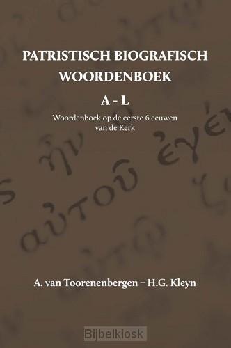 Patristisch Biografisch Woordenboek 1 Le