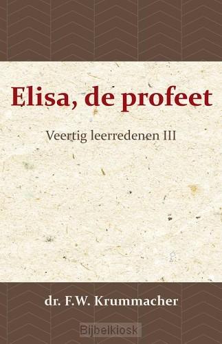 Elisa, de profeet III