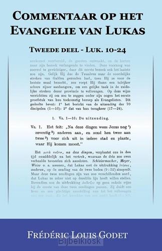Commentaar op het Evangelie van Lukas (1