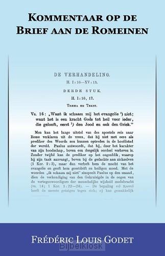 Kommentaar op de Brief aan de Romeinen