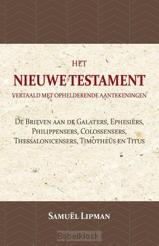 De Brieven aan de Galaters, Ephesiers, P