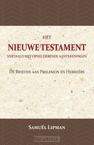 De Brieven aan Philemon en Hebreers