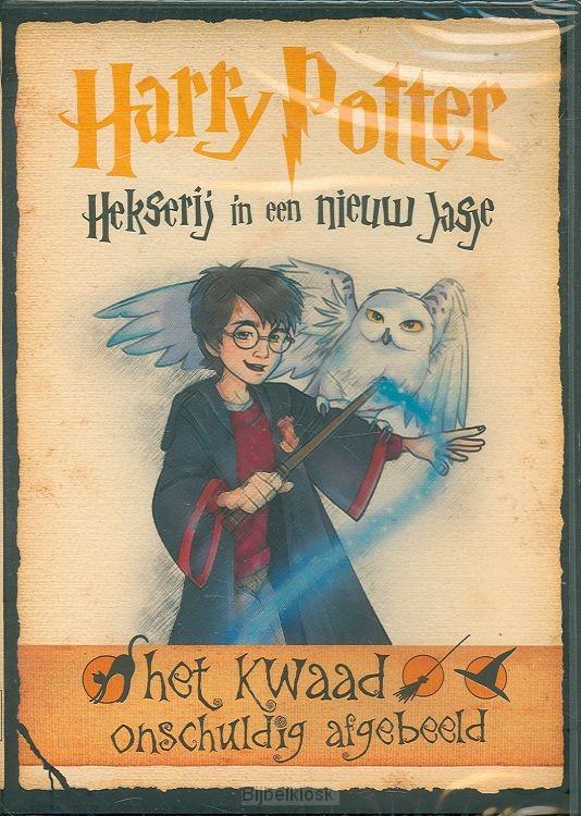 Dvd harry potter hekserij in een nieuw