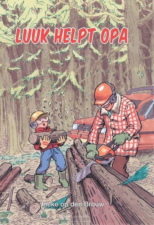 Luuk helpt opa