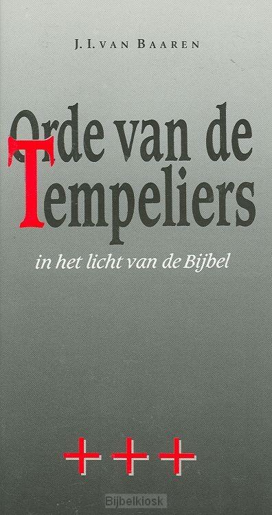 Orde van de Tempeliers