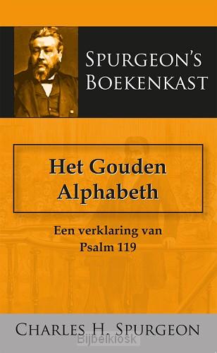 Gouden alphabeth