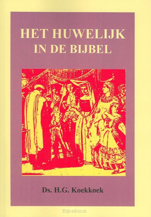 bijbel en huwelijk