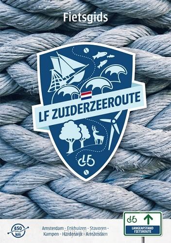 Fietsgids LF Zuiderzeeroute