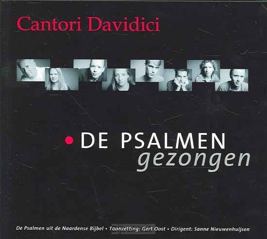 Psalmen gezongen cd