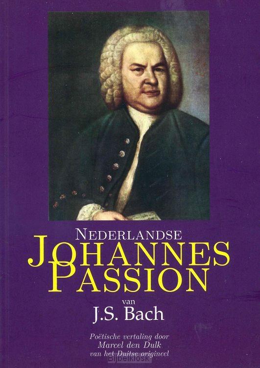 Johannes passion, tekstboek