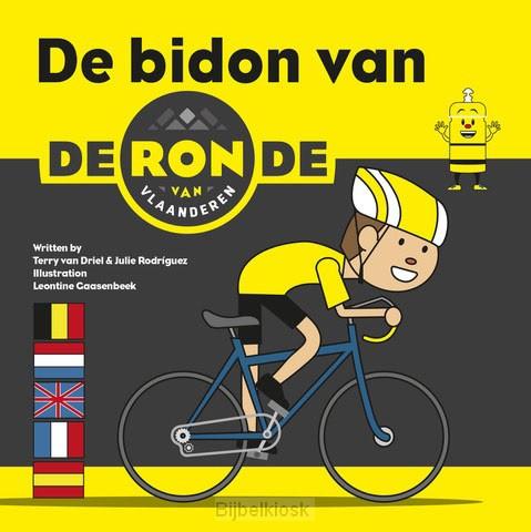 Bidon van de Ronde van Vlaanderen