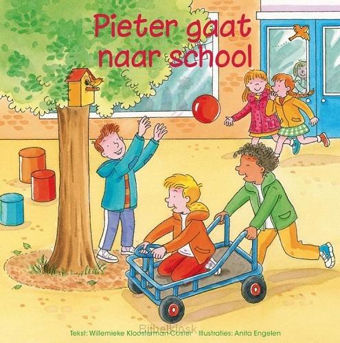 Pieter gaat naar school