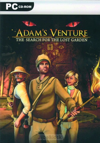 The search of the lost garden