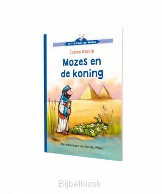Mozes en de koning