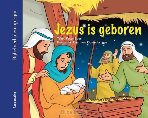 Jezus is geboren/wijzen uit het oosten