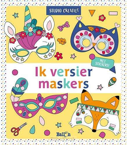 Maskers geel 3+