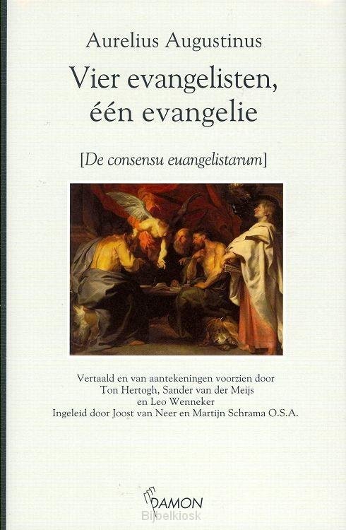 Vier evangelisten een evangelie
