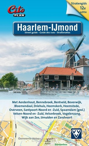 Stratengids Haarlem-IJmond