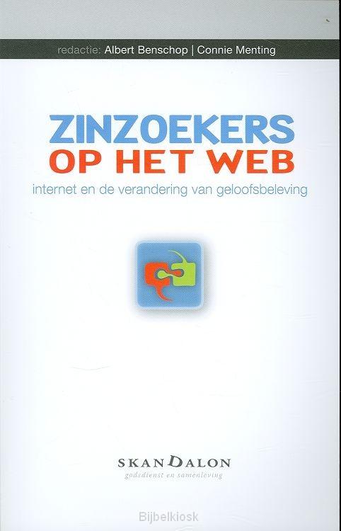 Zinzoekers op het web